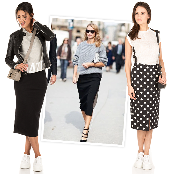 Geliefde How to wear: Hoe combineer je de midirok? - Little Soho #FB47