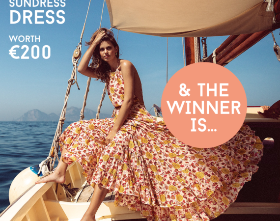 sundress giveaway winnares