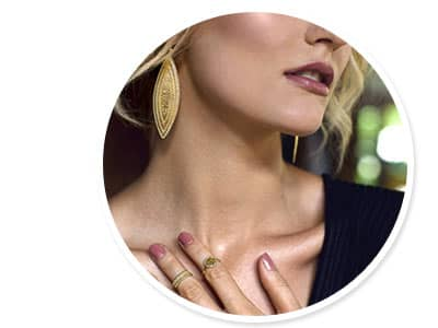 Luxurious jewellery of Close to Zen