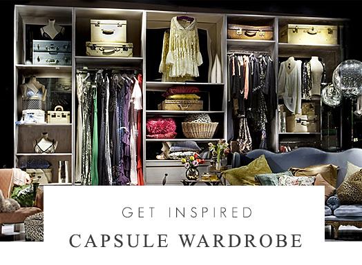 Get inspired - Capsule Wardrobe