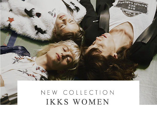 new collection ikks