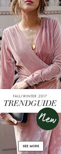 Fall Winter 2017 Trends
