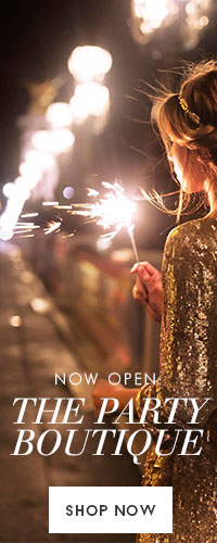 Now open the party boutique