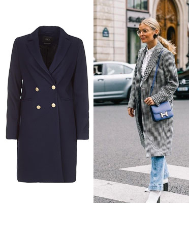 About the classic coat