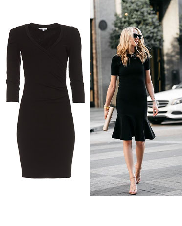 About the Little Black Dress