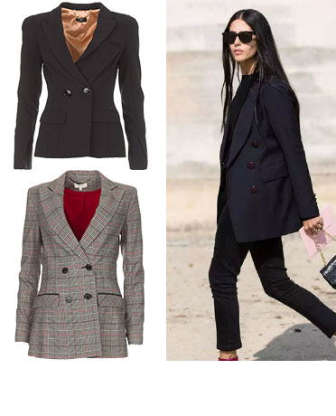 About the perfect blazer