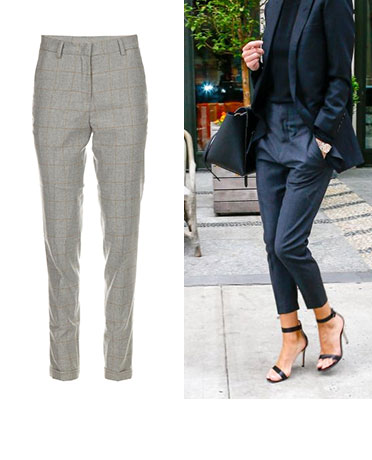 About the perfect trousers