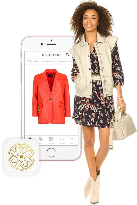 Get the Little Soho App