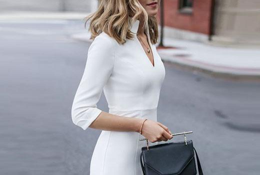 Geliefde De mooiste zakelijke dameskleding & looks | Little Soho #QY68