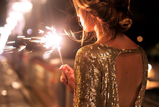 Trend: New years eve