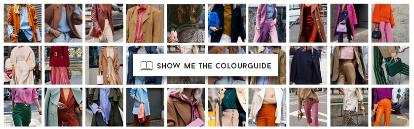 See the Colour Guide