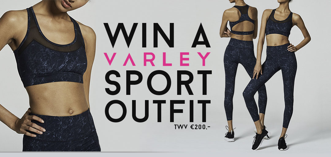 Win a Varley sport outfit