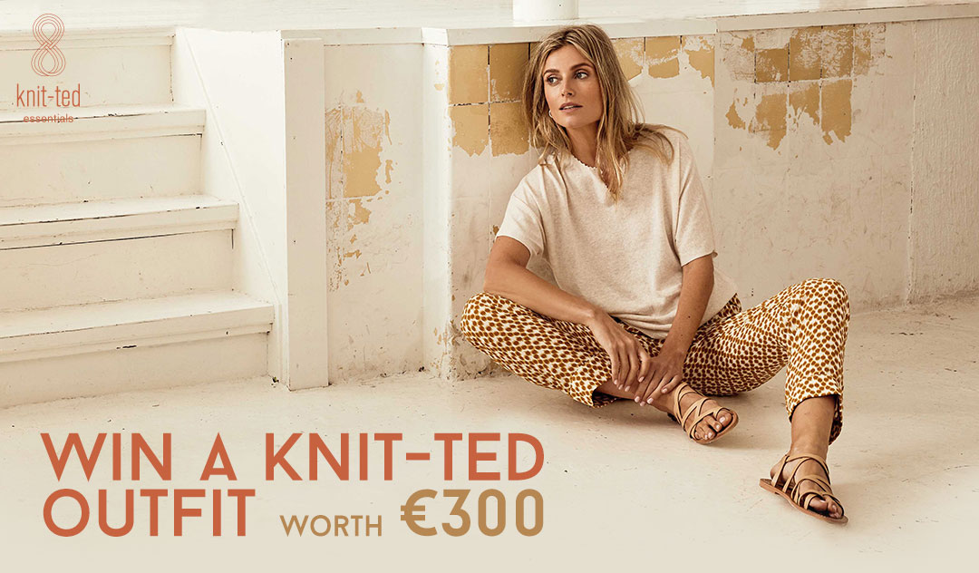 Win een Knitted outfit twv €300,-
