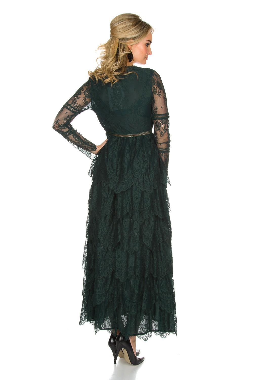 Lange jurk nikkie