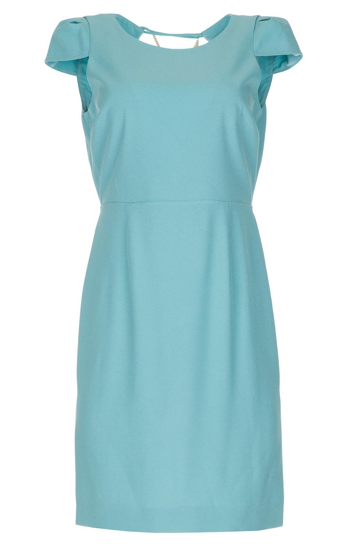 cbe781ab69c Dress Chantel | blue... | Patrizia Pepe | Little Soho