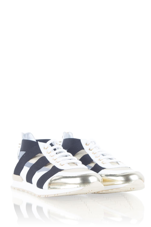 info for fb7b9 32416 Sneaker Serbata   gold