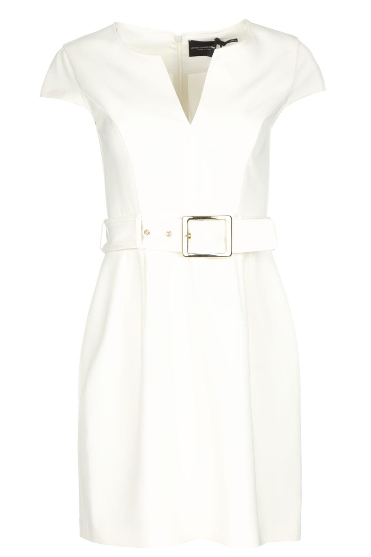 ccda33b3ebba36 Dress Elgia | White... | Atos Lombardini | Little Soho