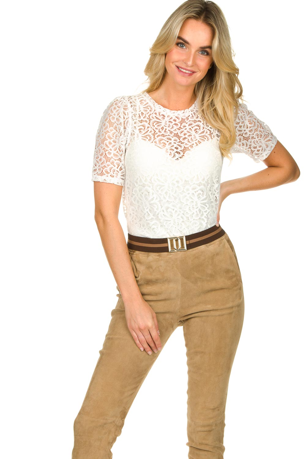 Look Lace top Whitney