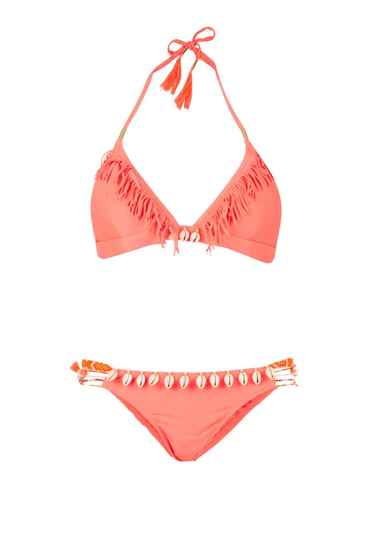 b02be6064c Triangle bikini Cory   neon pink...   Hipanema   Little Soho