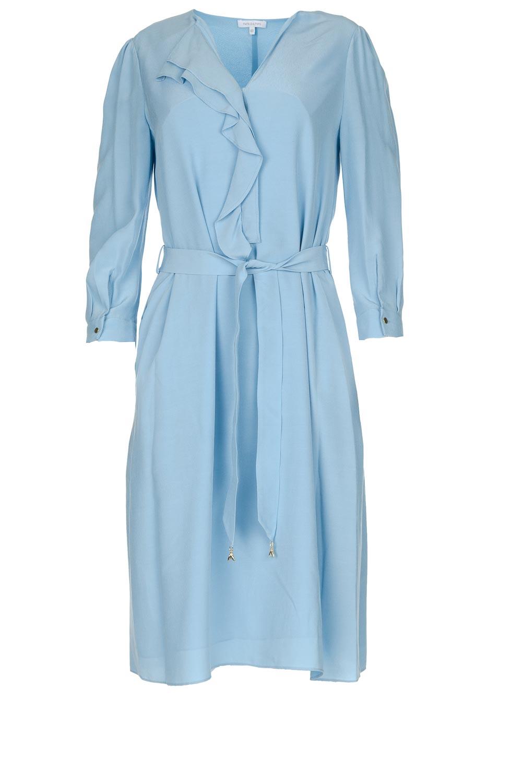 80ee854face Patrizia Pepe | Dress Arianna | blue | Picture ...