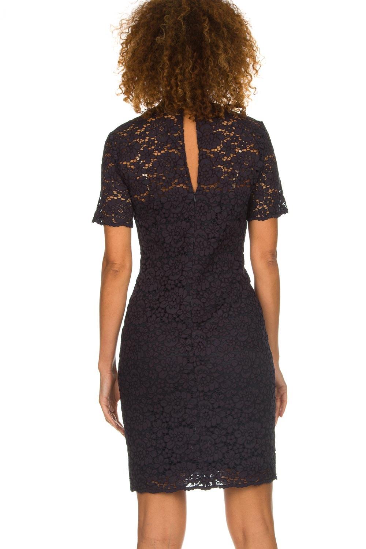 dff8e2ec333c4c Kanten jurk Laurelie