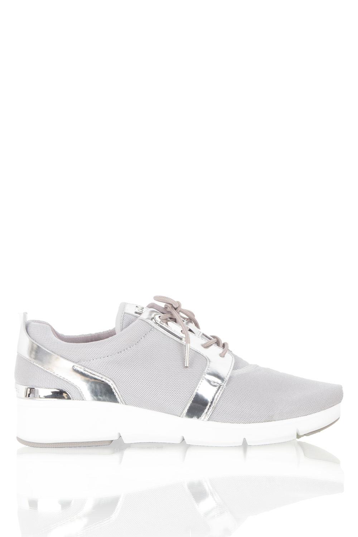 8e9b1e0d2f5 Sneaker Amanda | silver... | MICHAEL Michael Kors | Little Soho