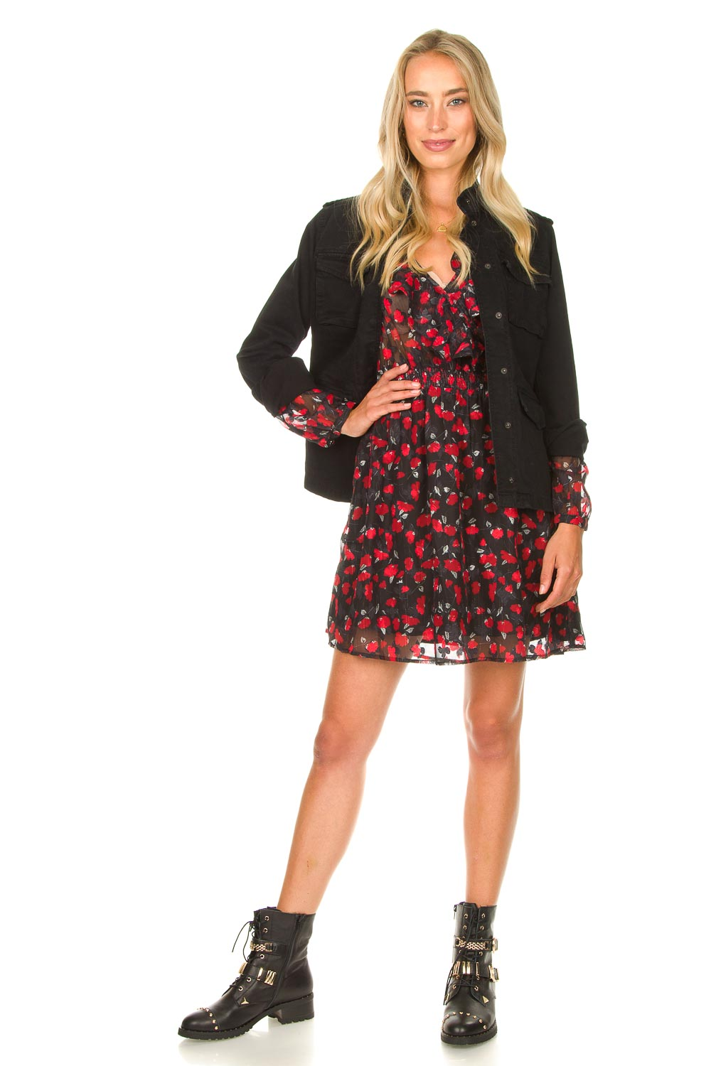 Look Print dress Gianna