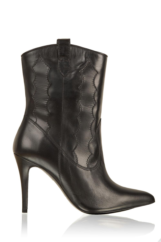 Bekijk Leren Laarzen op Stylight − populaire merken Sale: tot −58% Leren Laarzen in verschillende kleuren en stijlen Shop nu».