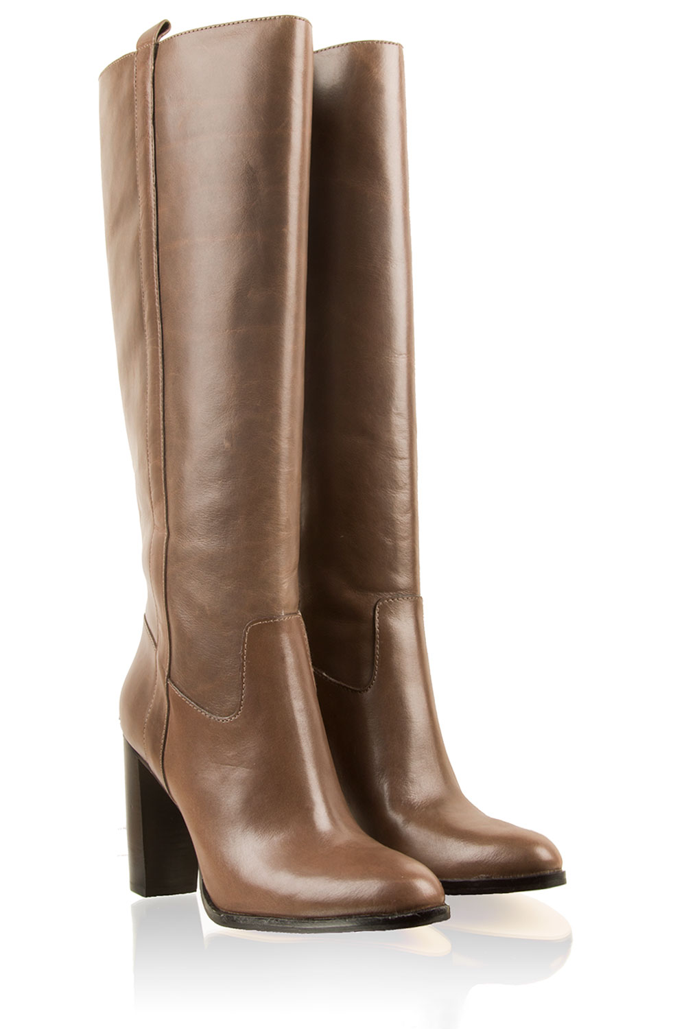 f1d7743d05f Leather boots Shaw | brown... | MICHAEL Michael Kors | Little Soho