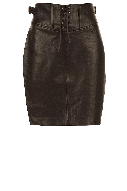 afd691b609cb Leather skirt Celine | black... | Set | Little Soho