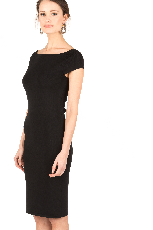 nikkie off shoulder dress