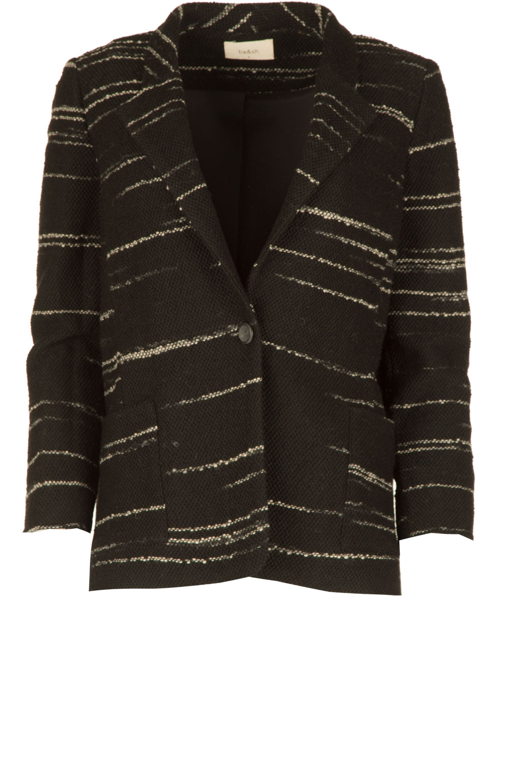 Sting Kleding.Coat Sting Black Ba Sh Little Soho