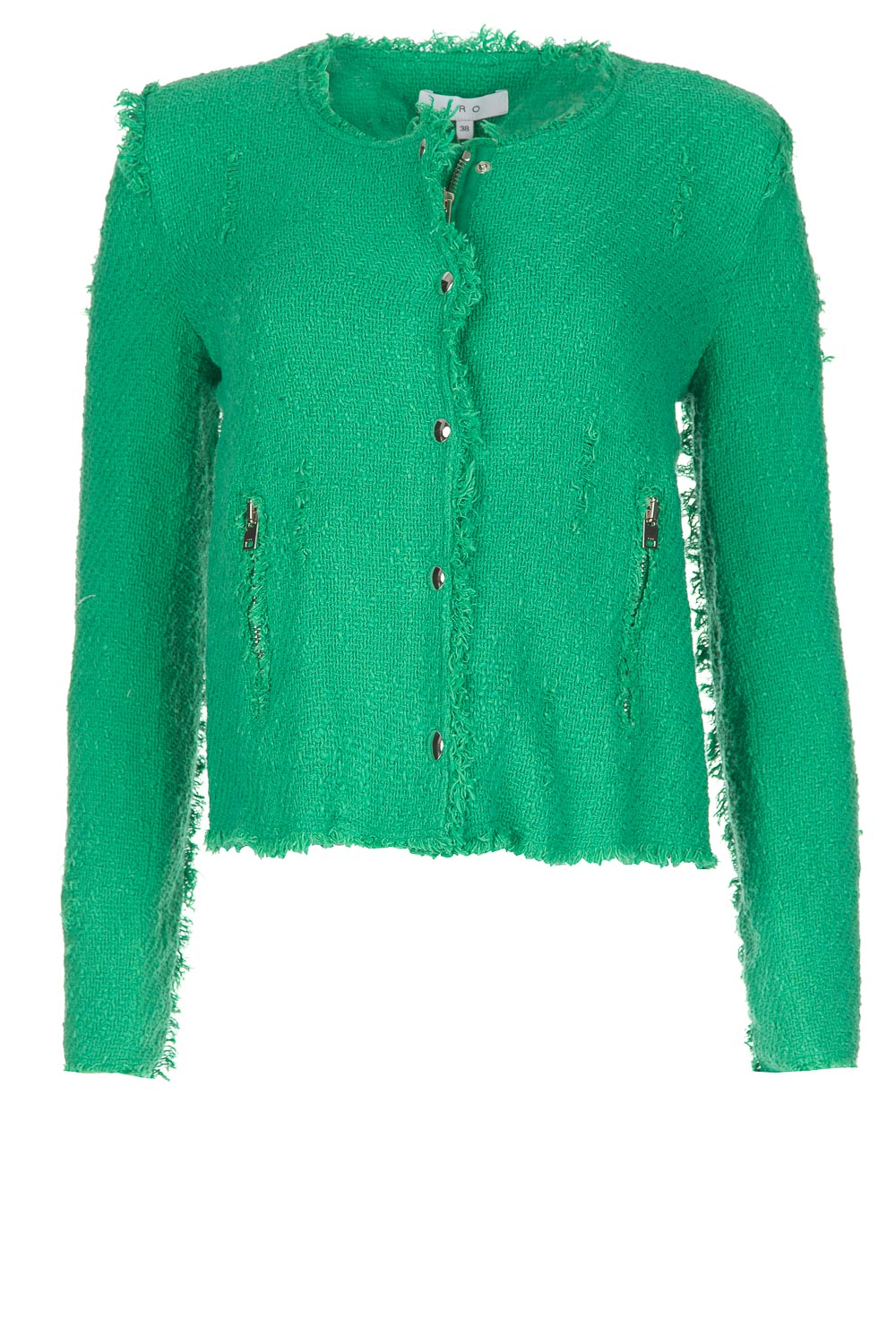jacket green Soho IRO Little Bouclé Agnette g7waqaf