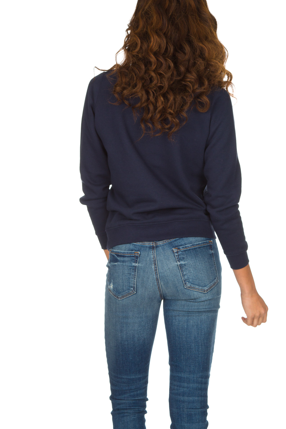 Luxe sweater Après Ski | donkerblauw | French Disorder