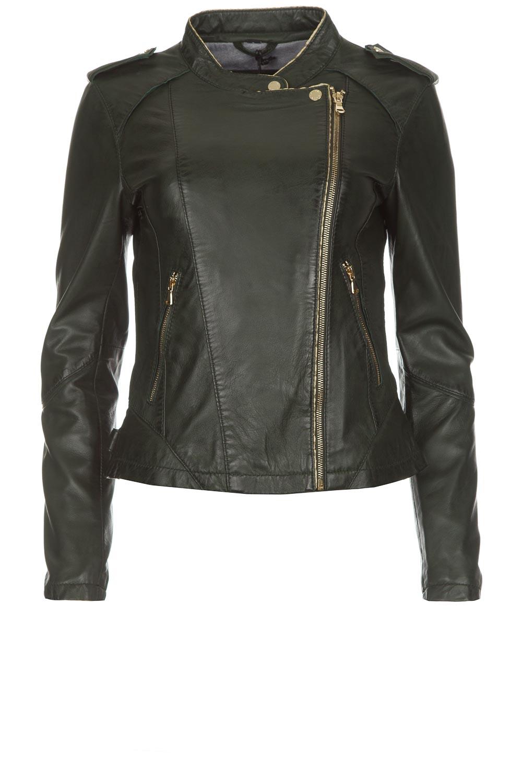 36492da94a5 Leather biker jacket Summertime