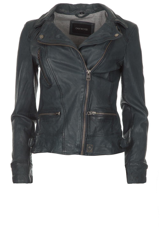 ccaa9b7c3d9aba Leather biker jacket Video