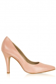Noe | Leather pumps Nicole | pink  | Afbeelding 1
