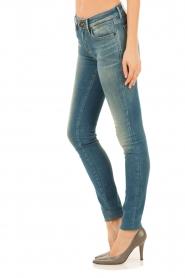 Denham | Skinny jeans Sharp Lubs Lengte 32 | blauw  | Afbeelding 4