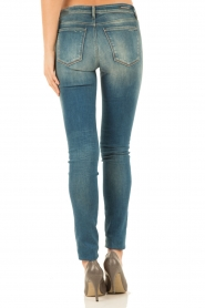 Denham | Skinny jeans Sharp Lubs Lengte 32 | blauw  | Afbeelding 5