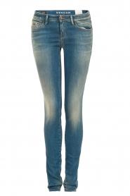 Denham | Skinny jeans Sharp Lubs Lengte 32 | blauw  | Afbeelding 1