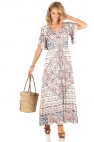 Hale Bob | Maxidress Renee | multi  | Afbeelding 3