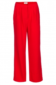 Pantalon Prices | rood