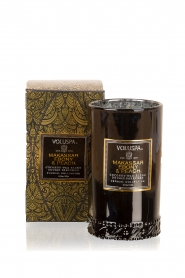 Voluspa |  Scented candle Petite Maison Makassar ebony & peach  | multi  | Picture 1
