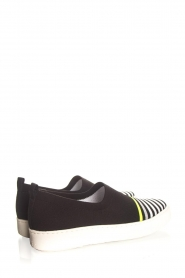 What For |  Slip-on sneakers Guy | black  | Picture 5