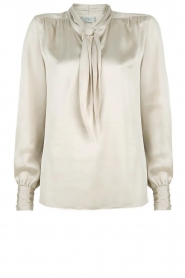 Dante 6 |  Blouse with bow Rodeo | beige  | Picture 1