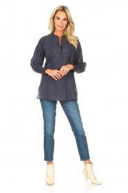 7 For All Mankind |  Ankle lenght jeans Roxanne | blue  | Picture 3
