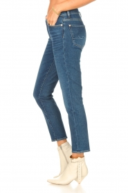 7 For All Mankind |  Ankle lenght jeans Roxanne | blue  | Picture 6