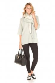 By Malene Birger |  Sweater Silvao | green  | Picture 3