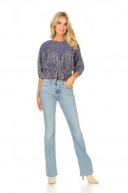 7 For All Mankind |  Bootcut luxe vintage jeans Rejoice | light blue  | Picture 3