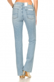 7 For All Mankind |  Bootcut luxe vintage jeans Rejoice | light blue  | Picture 6